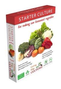 Cutting Edge - Starterkultur für roh fermentiertes Gemüse - Cutting Edge Starter Cultures