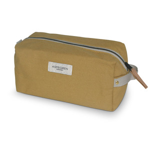 Cube Case | Kulturtasche aus Bio Baumwolle | GOTS zertifiziert - Aspegren