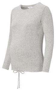 Umstandssweater mit Stillfunktion Loungewear - Noppies