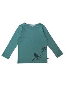 Kinder Langarm-Shirt Vogel reine Bio-Baumwolle - Enfant Terrible