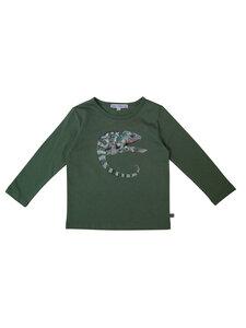 Kinder Langarm-Shirt Chamäleon reine Bio-Baumwolle - Enfant Terrible