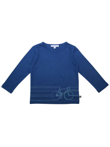 Kinder Langarm-Shirt Fahrrad reine Bio-Baumwolle - Enfant Terrible