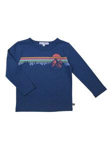 Kinder Langarm-Shirt Gebirge reine Bio-Baumwolle - Enfant Terrible