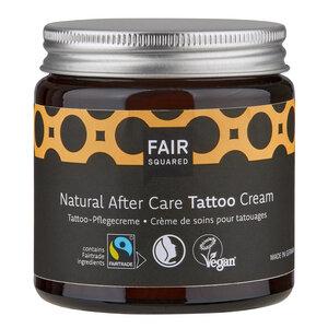 Fair Squared Vegane Natural After Care Tattoo Creme Tattoopflege 100 ml - Fair Squared