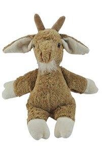 Plüschtier Ziege  mit Spieluhr Braun 30cm Vegan - Kallisto