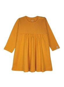 Bio Baby Longshirt Kleid mit langen Ärmeln - Lena - Lana naturalwear