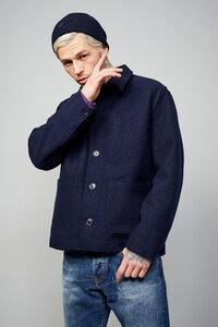 Workwear-Jacke - Jacket Torreon - mit Bio-Wolle - LangerChen
