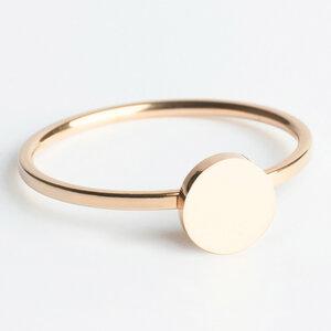 Filigraner Ring | silber, roségold | AVA - ALEXASCHA