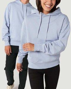 Lässiger Kapuzenhoodie, Unisex aus 85% Bio-Baumwolle/15% recyceltes PET, 2XS-3XL, verschiedene Farben, Sweatshirt - YTWOO