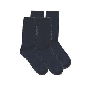 Socken TIMBER im 4Pack Einfarbig GOTS Vegan - KnowledgeCotton Apparel