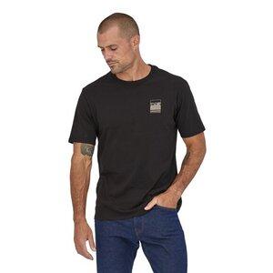 T-Shirt - M's Alpine Icon Regenerative Organic Pilot Cotton T-Shirt - Patagonia
