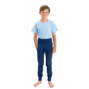 Slim-Fit Pyjamahose (vegan) für Kinder mit Taschen - pajama-day
