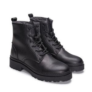 NAE Kane | Vegane, warme, knöchelhohe Boots - Nae Vegan Shoes