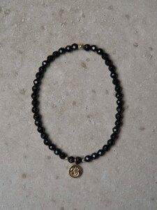 Muladhara Chakra Armband aus Onyx - chakrana