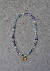 Anja Chakra Armband aus Fluorit - chakrana
