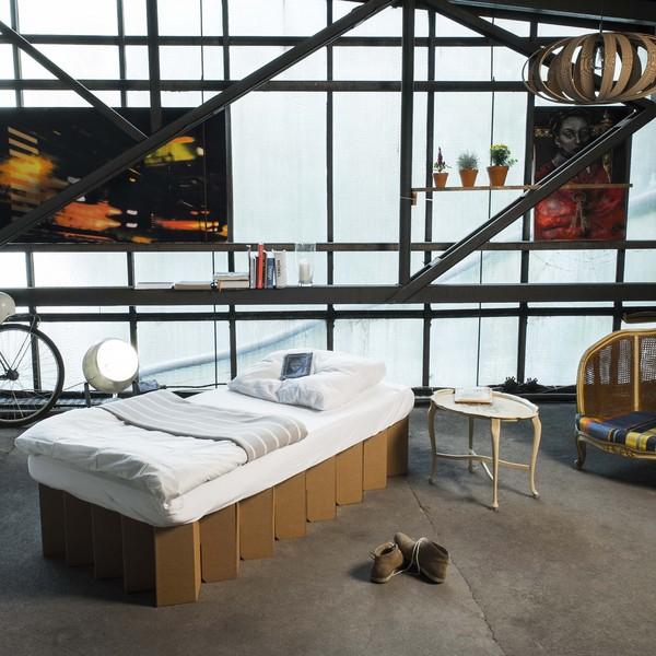 room in a box das bett 2 0 von room in a box bei. Black Bedroom Furniture Sets. Home Design Ideas