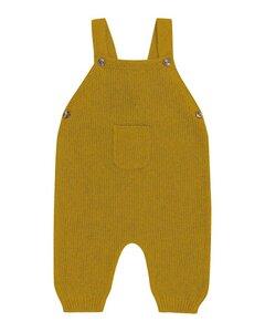 Puri Organic Baby Latzhose Bio Baumwolle Leinen - Puri Organic