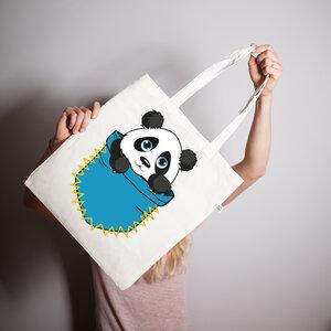 Pocket Panda - Bio-Beutel von Coromandel - Coromandel