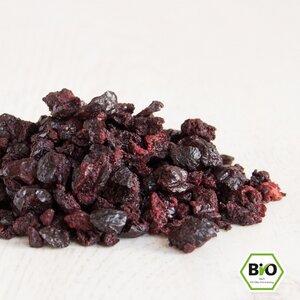 Süßkirsche BIO, Stücke – gefriergetrocknet - 25g - RezeptGewürze