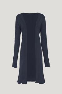lange Strickjacke für Damen - Pia - Lana natural wear