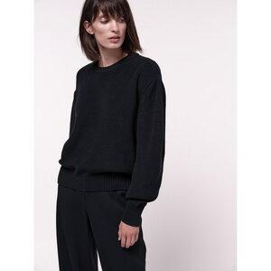 Grobtstrick-Pullover aus Bio-Baumwolle - LANIUS