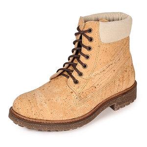 Beja Boots (natural,  Kork) - Fairticken