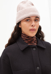 MIAALIN - Damen Mütze aus Bio-Baumwoll Mix - ARMEDANGELS