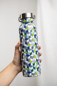 Isolierflasche aus Edelstahl 600 ml - TRANQUILLO