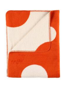 Baby- und Kinderdecke Tupfen 75*100 cm / 100*150 cm Bio-Baumwolle - Richter Textilien