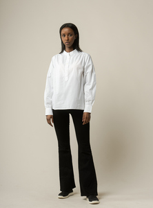 Damen Bluse ANISHA aus Bio-Baumwolle - GOTS zertifiziert - MELAWEAR