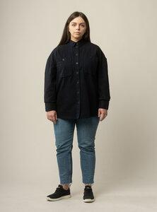 Damen Overshirt SAIRA - Bio-Baumwolle - GOTS zertifiziert - MELAWEAR