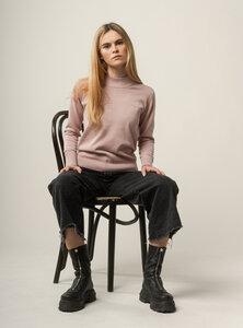 Damen Feinstrick-Pullover SADA aus Bio-Baumwolle - GOTS zertifiziert - MELAWEAR