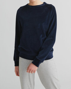 Albero Damen Nicky Sweatshirt Bio Baumwolle - Albero