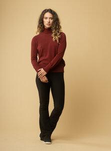 Damen Pullover MAYURA - Bio-Baumwolle - GOTS zertifiziert - MELAWEAR