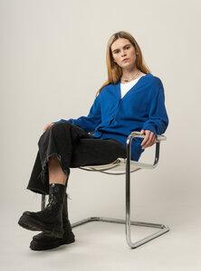 Damen Cardigan SURINA - Bio-Baumwolle - GOTS zertifiziert - MELAWEAR