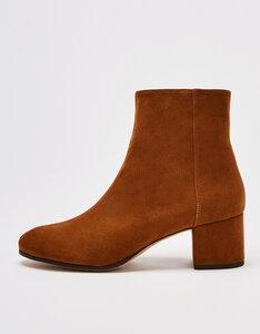 #strand - veganer Ankle Boot mit Blockabsatz - NINE TO FIVE
