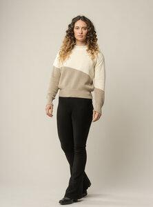 Damen Pullover JAIKA aus Bio-Baumwolle - GOTS zertifiziert - MELAWEAR