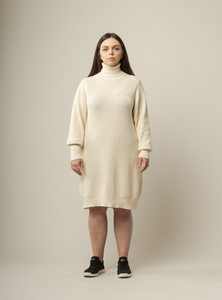 Damen Kleid ABAZIN aus Bio-Baumwolle - GOTS zertifiziert - MELAWEAR