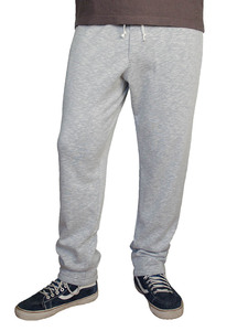 NORDIC Sweatpants - grau meliert - woodlike