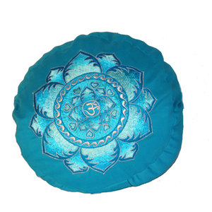 Meditationskissen OM Mandala - BAGHI