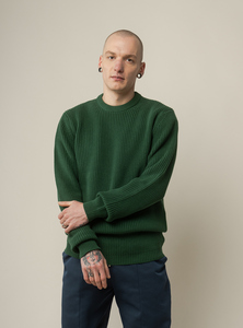 Herren Pullover RAVI - Bio-Baumwolle - GOTS zertifiziert - MELAWEAR