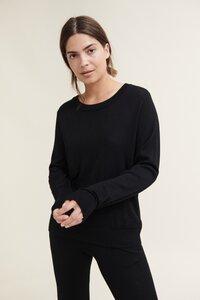 Strickpullover Merino - Vera sweater - aus Merinowolle - Basic Apparel