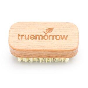 truemorrow vegane, plastikfreie Nagelbürste - truemorrow