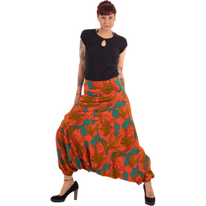 "Damen Sommerhose ""Pakuna"" aus Ecovero Lenzing Viskose - Chapati Design"