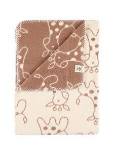 Baby- und Kinderdecke Max 75*100 cm / 100*150 cm Bio-Baumwolle - Richter Textilien