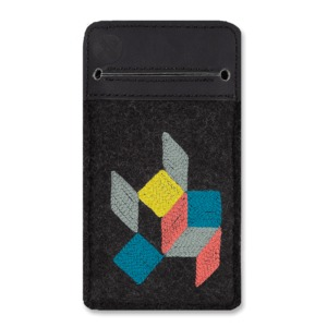 Smartphone Sleeve 'Color System³' - KANCHA