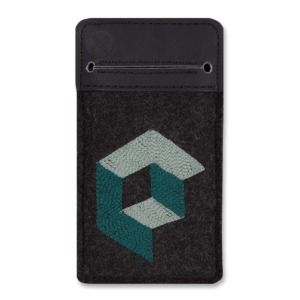 "iPhone, Fairphone Sleeve ""Cube³"" - KANCHA"
