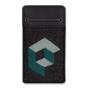 Smartphone Sleeve 'Cube³' - KANCHA