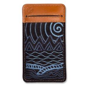 Smartphone Sleeve 'Awesome' - KANCHA