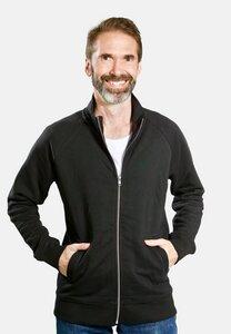 Torland - Herren Sweatshirt-Jacke, GOTS - TORLAND